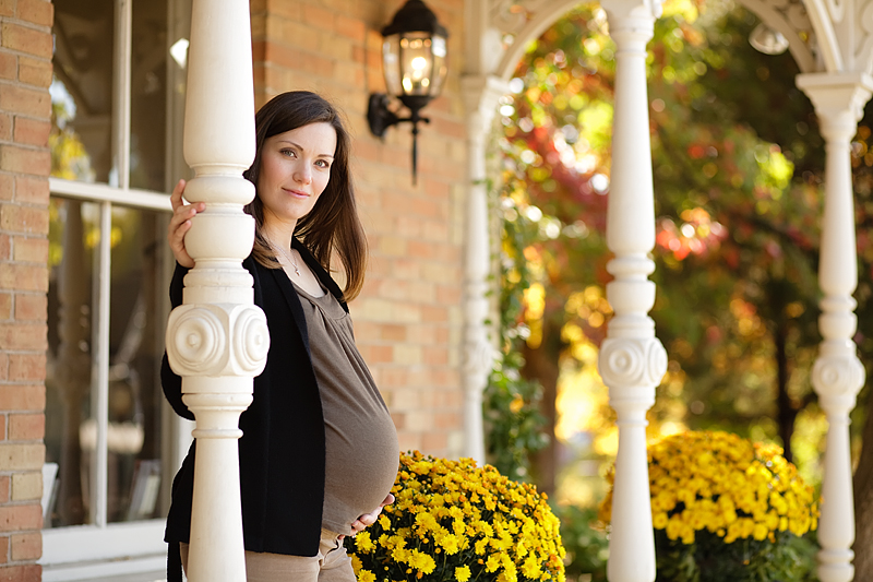 markham maternity photography