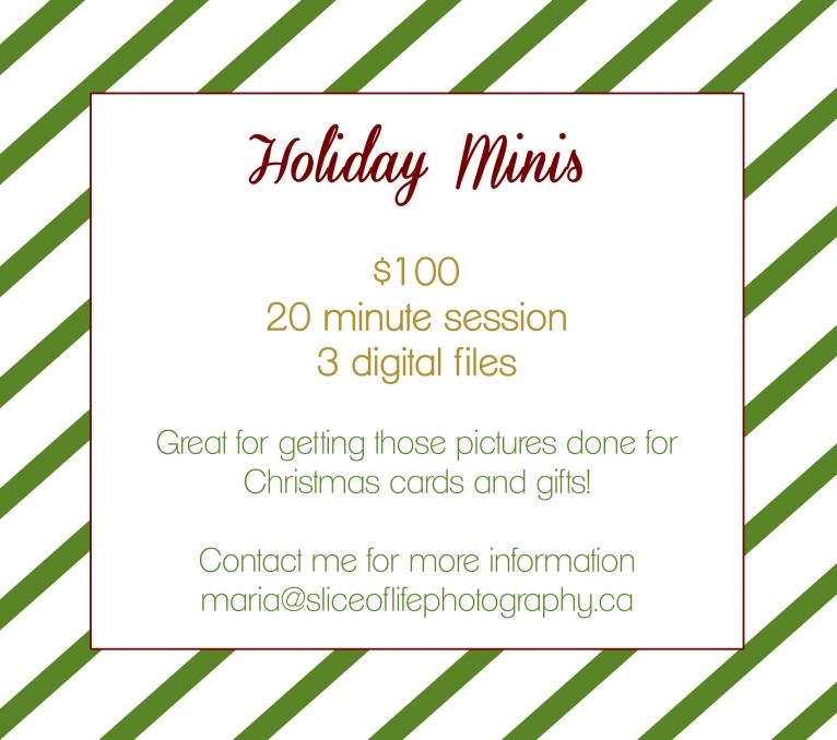 Family Photography Sale